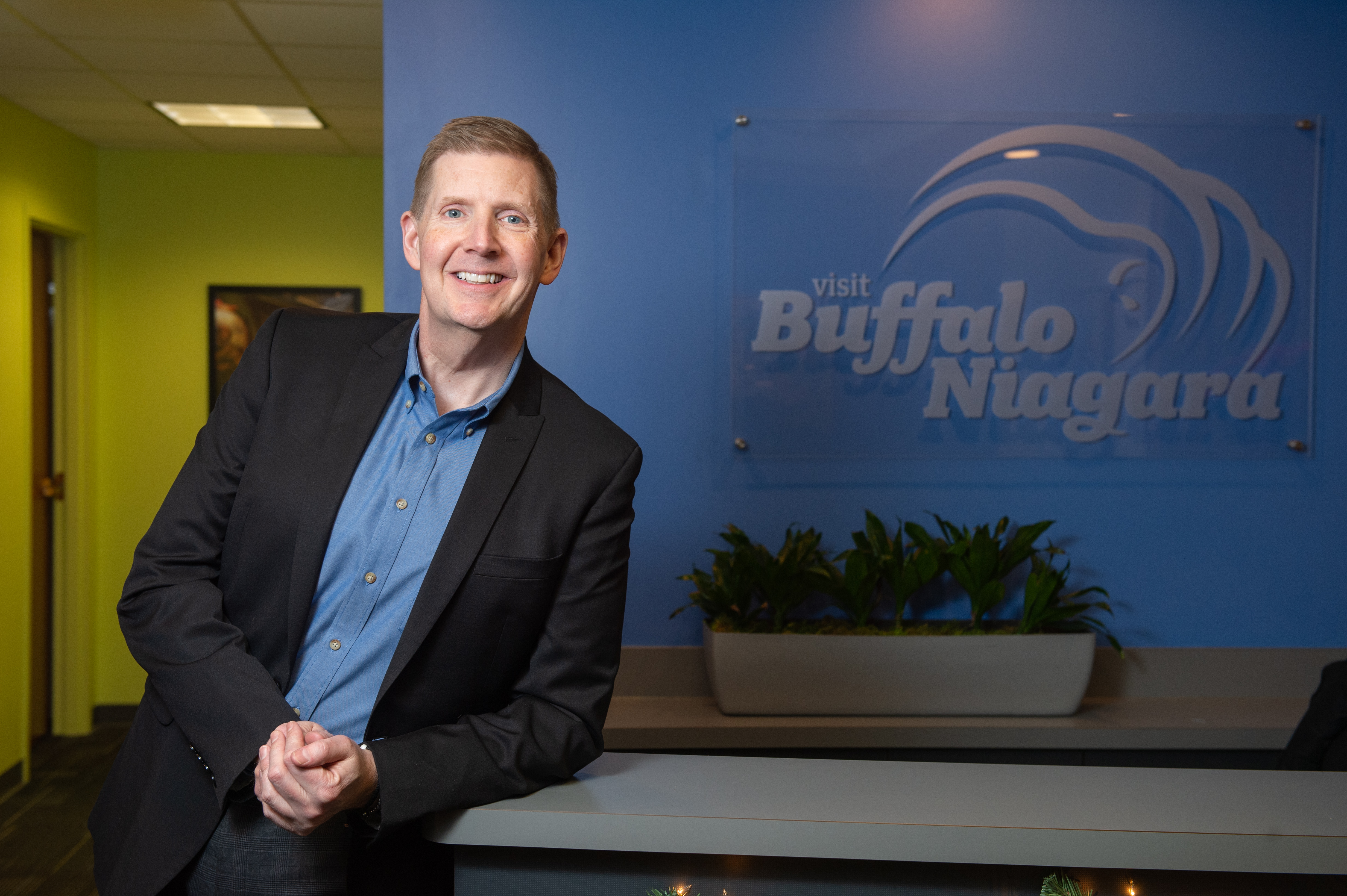 Happening Here: Visit Buffalo Niagara president discusses proposed new convention center