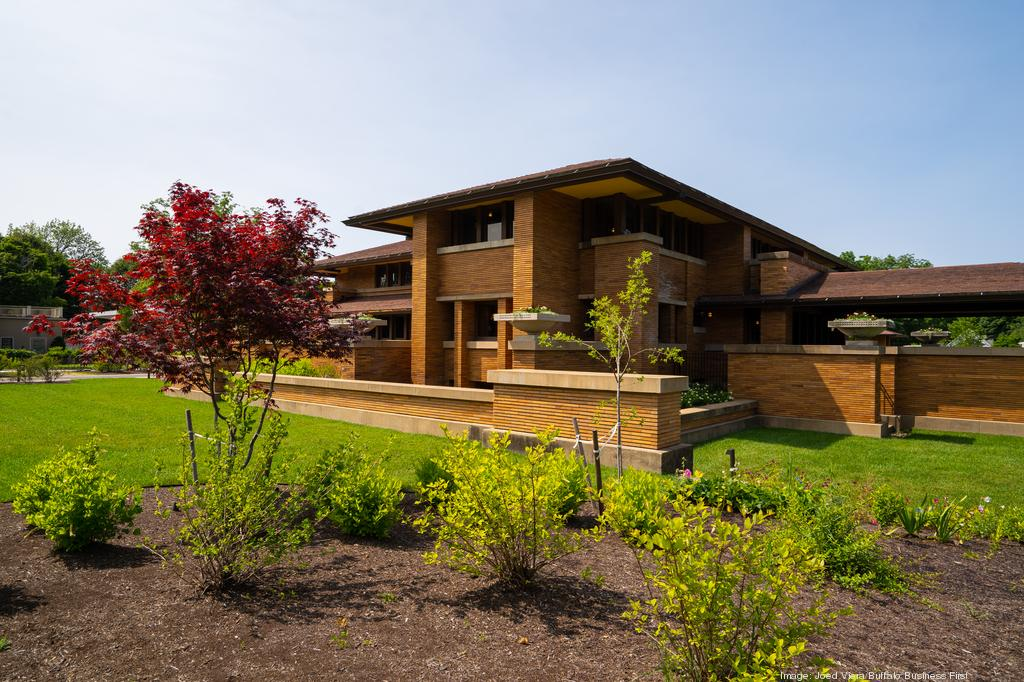 This is the Frank Lloyd Wright attraction you didn't know you had to see