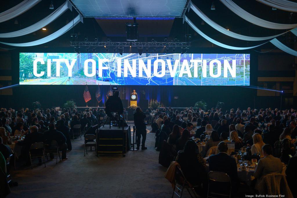 Buffalo mayor pledges to become 'nation's leading intelligent smart city'